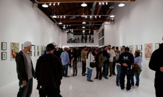 Phil Frost at Known Gallery – Opening Recap
