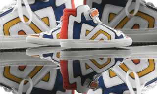 Pierre Hardy Colorama Graff Spring/Summer 2010 Sneaker