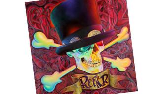 Ron English for Slash Album Cover