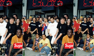"Sneeze Magazine Issue 7 With Supreme – ""Thanks For The Memory Issue"""