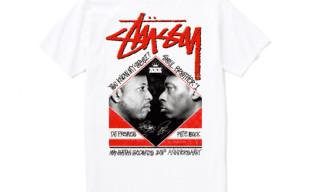 Stussy x Manhattan Records 30th Anniversary T-Shirt