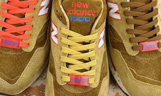 "Undefeated x New Balance CM1500 ""Operation Desert Storm"" – A Detailed Look"