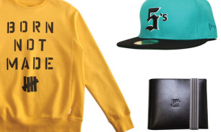 Undefeated Spring 2010 Collection – Drop 3