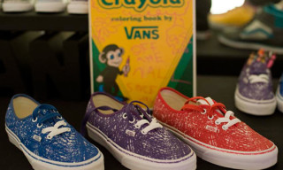 Vans x Crayola Pack Fall 2010