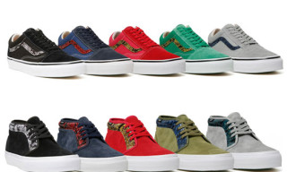 Vans x Supreme Spring/Summer 2010 – Old Skool and Chukka