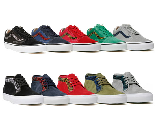 7411cc508c97b5 low-cost Vans x Supreme Spring Summer 2010 Old Skool and Chukka Highsnobiety