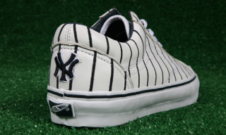 Vans Vault x MLB New York Yankees Old Skool LX for DQM
