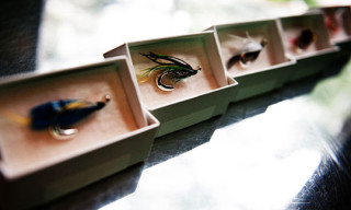 "visvim ""Fish Lure"" Brooches"