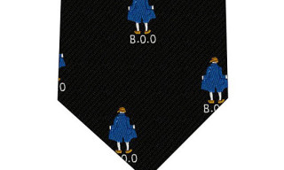 """Band of Outsiders x colette """"Flasher"""" Tie"""