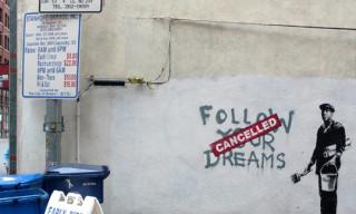 Banksy Hits Boston