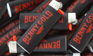 Benny Gold Lighters
