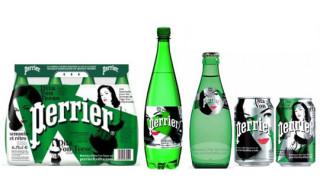 Dita von Teese x Perrier