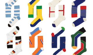 Happy Socks x Wong Wong World Cup Collection