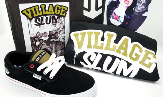 Highsnobiety Feature – Village Slum/Mel D. Cole x Etnies