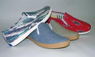 Keds x Steven Alan Slip On Sneakers