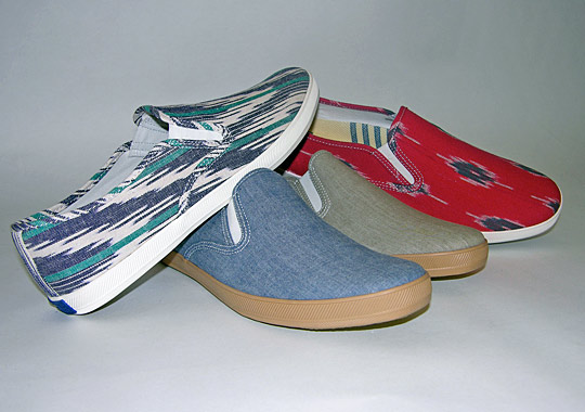keds mens slip on