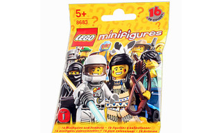LEGO® Minifigures Series 1