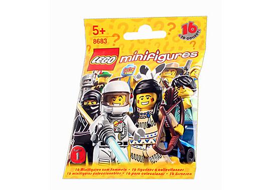 Lego 174 Minifigures Series 1 Highsnobiety