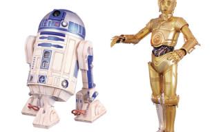 Medicom Toy RAH C-3PO & R2-D2