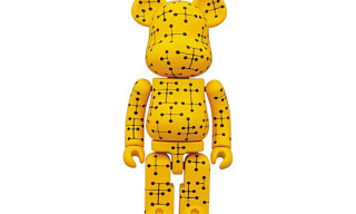 Medicom Toy x Eames 200% Superalloy Bearbrick