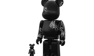 Medicom Toy x Jwyed 100% & 400% Bearbricks