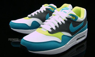 "Nike Air Max 1 ""Turbo Green"""
