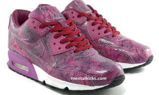 "Nike Air Max 90 ""Purple Snakes"""
