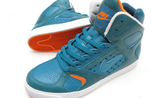 "Nike Auto Flight High ""Dolphins"""