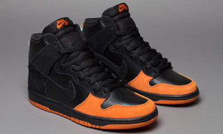 Nike SB June 2010 Dunk Hi – Solar Orange