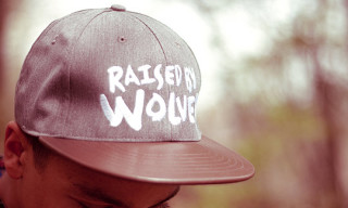 Raised by Wolves x Off The Hook x Quintin Snapback Caps