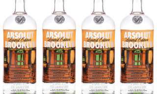 ABSOLUT x Spike Lee – ABSOLUT Brooklyn Limited Edition Bottle