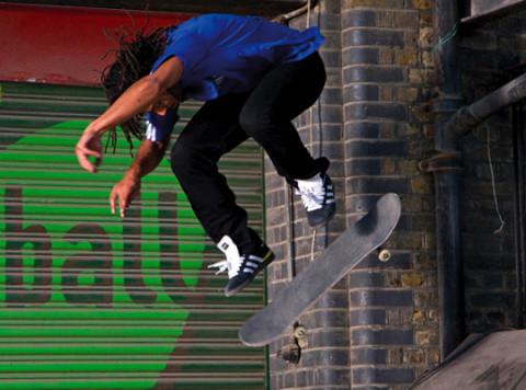 highsnobiety presenta: adidas skateboard benny fairfax