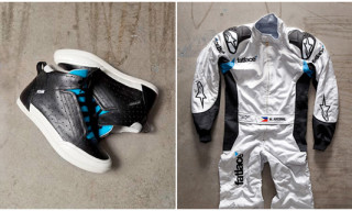 Alpinestars Apex Initiative x Fatlace