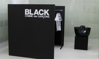 BLACK Comme des Garcons Corner at Number 3 – A Look Inside