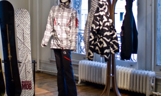 First Look: Married to the MOB x Burton Fall/Winter 2011