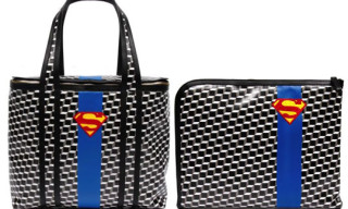 "colette x DC Comics 75th Anniversary – Pierre Hardy ""Superman"" Bags"