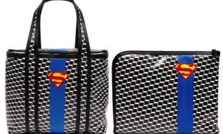 "colette x DC Comics 75th Anniversary – Pierre Hardy ""Superman"" Bags"