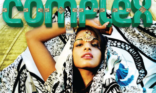 Complex Magazine June/July 2010 Cover featuring M.I.A.
