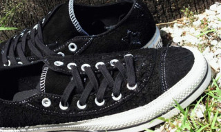 Converse x Number (N)ine Chuck Taylor All Star – Black Colorway