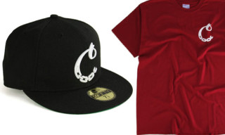 Crooks & Castles x Commonwealth New Era Cap and T-Shirt