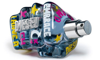 "Diesel Fragrances ""Only The Brave"" – Limited Artoyz Edition by Bunka"
