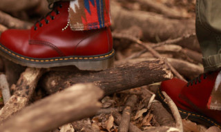 rehacer x Dr. Martens Boots Fall/Winter 2010