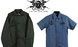 Dr Romanelli x The Real McCoys : DRx Standard Issue USN Collection