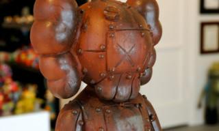 "Frank Kozik ""500 Years Later Kaws Companion"" Sculpture"