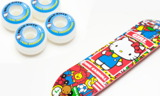 Girl Skateboards x Hello Kitty 35th Anniversary Collection