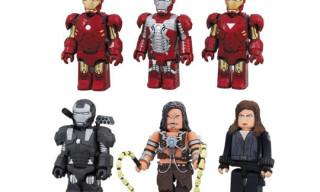 Iron Man 2 Kubrick Set