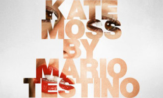 Kate Moss by Mario Testino Book by Taschen