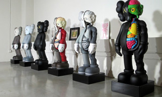 Kaws at the Aldrich Contemporary Art Museum – Small Preview