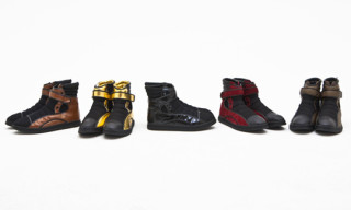 KIROIC for Juun J. Fall/Winter 2010 Footwear – Part 2