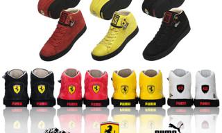 Livestock x Ferrari x Puma